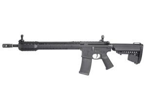 AEG Black Rain Ordnance Rifle noir mosfet 1,4j - KING ARMS