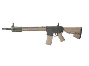 AEG Black Rain Ordnance Rifle tan mosfet 1,4j - KING ARMS