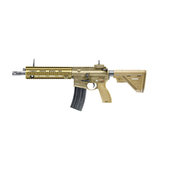 Réplique GBBR HK416 A5 tan - Umarex by VFC