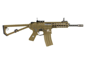 Réplique Knight's Armament PDW M2 Gaz GBBR tan
