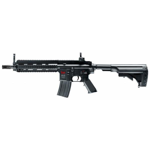 Réplique HK416 CQB DLV pack complet AEG