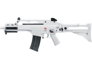 Réplique AEG G36C IDZ H&K white édition blowback 0,5j - Umarex