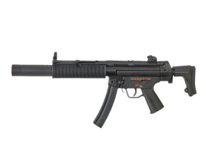 Réplique MP5 SD6 pack complet 1,1J - SA