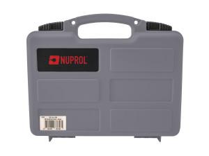 Mallette pour arme de poing grise - Nuprol