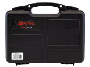 Mallette noire 31 X 25 X 8 cm - Nuprol