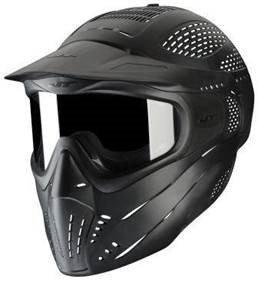 Masque JT Elite simple intégral Noir