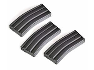 Pack de 3 chargeurs mid-cap 120 billes pour M4/Scar séries - VFC