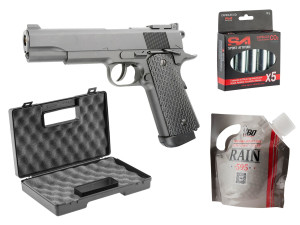 Pack 1911 GNB CO2 + mallette + CO2