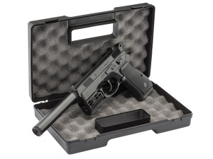 Pack CZ75D Co2 + mallette + laser + silencieux
