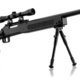 Pack sniper type M40 ressort 1. 9j + bi-pied + lunette 4x32