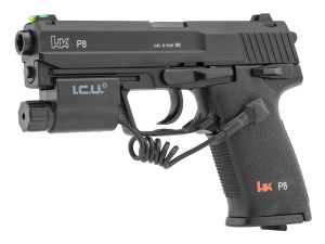 Pack H&K P8 Co2 + Caméra icu