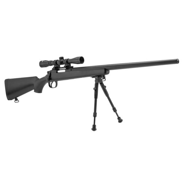 Pack sniper VSR10 + bi-pied + lunette 4x32 RTI tactical séries
