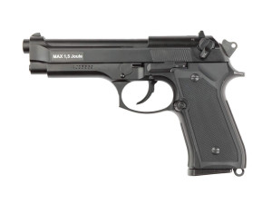 Rep pistolet gbb, M9 HW métal, hop-up