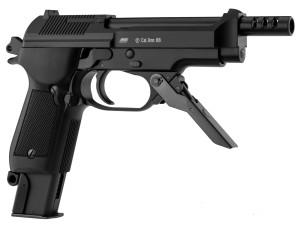 Rep GBB pistolet M93 full auto Noir gaz