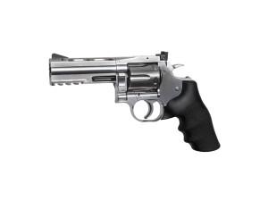 Réplique revolver Dan wesson 715 CO2 silver 4 Pouces - ASG