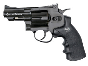 Réplique revolver Dan Wesson 2.5'' Co2 Low Power