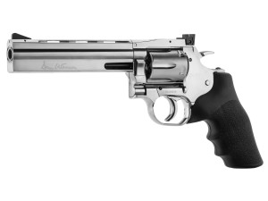 Réplique revolver Dan Wesson 715 Co2 Silver 6 Pouces