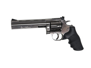 Réplique revolver Dan wesson 715 CO2 Steel Grey 6 Pouces