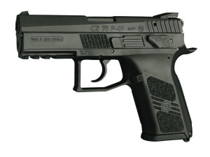 Réplique pistolet CZ75 P-07 Duty Co2 GNB