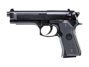 Rep pistolet Beretta M9 Noir GBB gaz