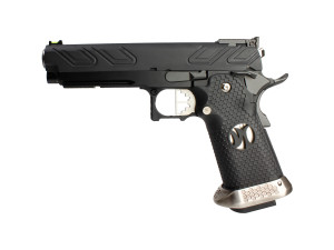 Réplique GBB hx2302 IPSC full black - AW custom