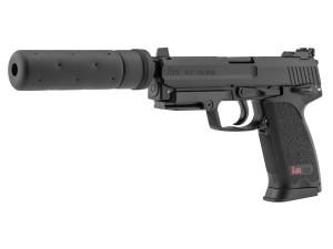 Réplique pistolet H&K USP Tactical électrique