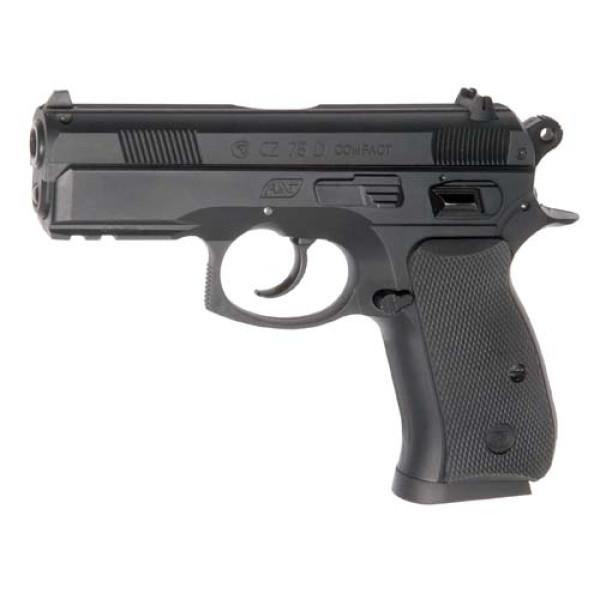 Réplique pistolet CZ75D Compact ressort