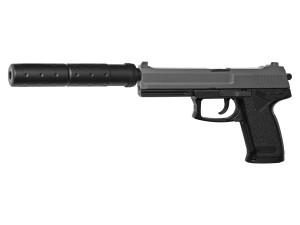 Réplique pistolet DL 60 Socom ressort