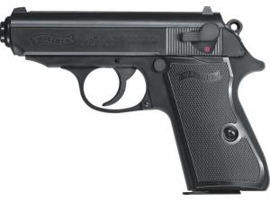 Rep pistolet Walther PPK/S Noir