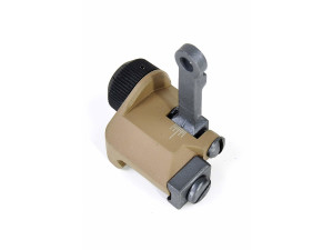 300M Folding Rear Sight (TAN) by VFC