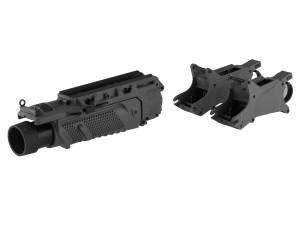 Lance-grenade noir EGLM pour MK16-MK17 - VFC