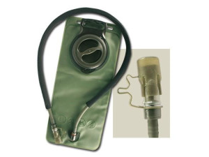 Réservoir hydratation 2.5 litres vert olive