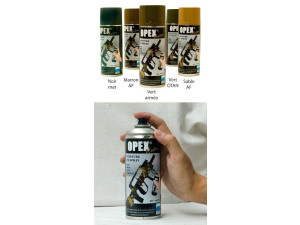 Peinture Opexcolor en spray 400ml